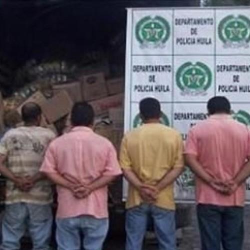 Piratería Terrestre Conduce a Grandes Pérdidas en Latinoamérica
