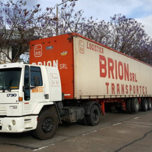 Piratería del asfalto: en Buenos Aires roban cuatro camiones por día