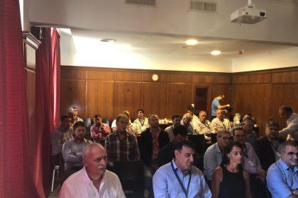 1ra REUNION DE LA MESA INTEREMPRESARIAL DE PIRATERIA DE CAMIONES 2019