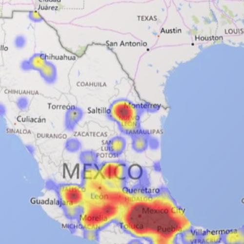 Reporte de Inteligencia – Robo en México